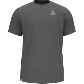Odlo Zeroweight Chill-Tec T-Shirt S/S Crew Neck Men, steel grey